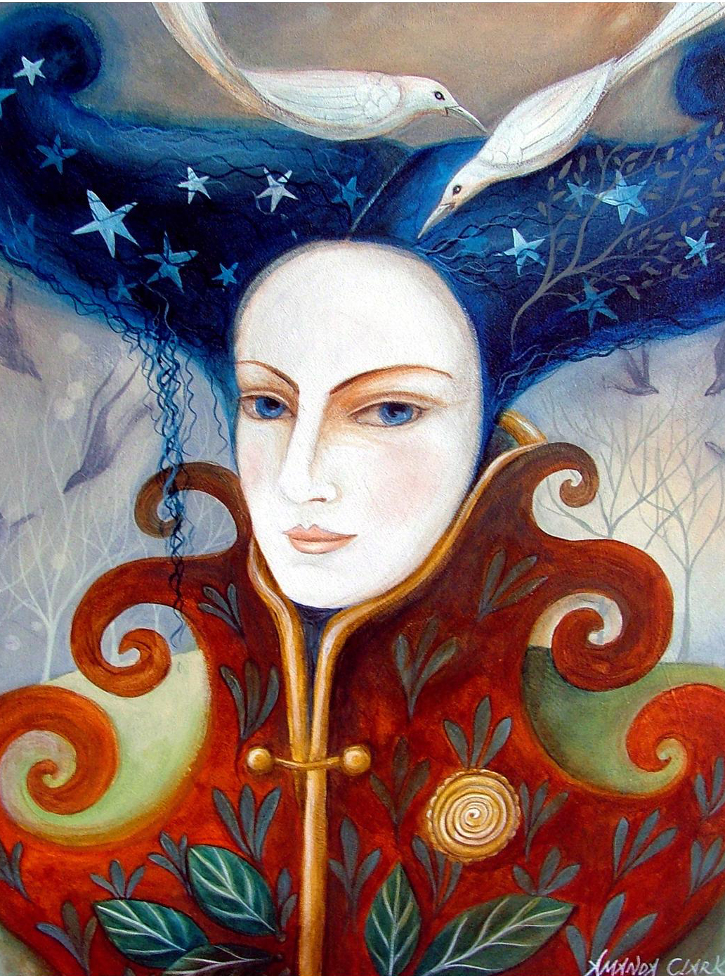 Fairytale – <b>Amanda Clark</b> - bird-lady